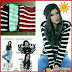 AND107 Sweater Wanita Strippy Roundhand Secker BMGShop