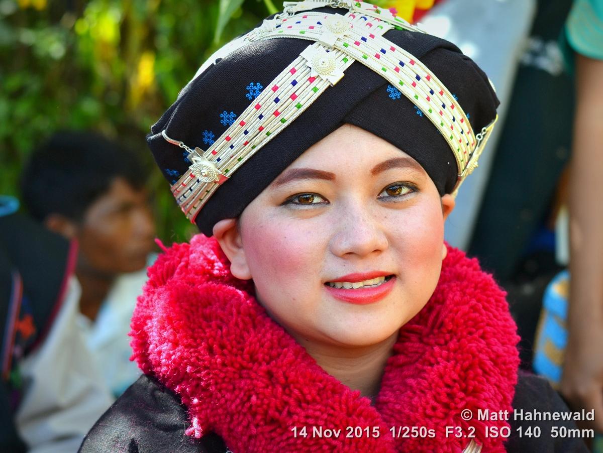 Facing The World Tracking Lu Mien Yao Women