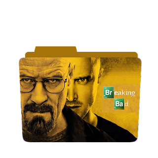 Preview of breaking bad, tv show, folder icon