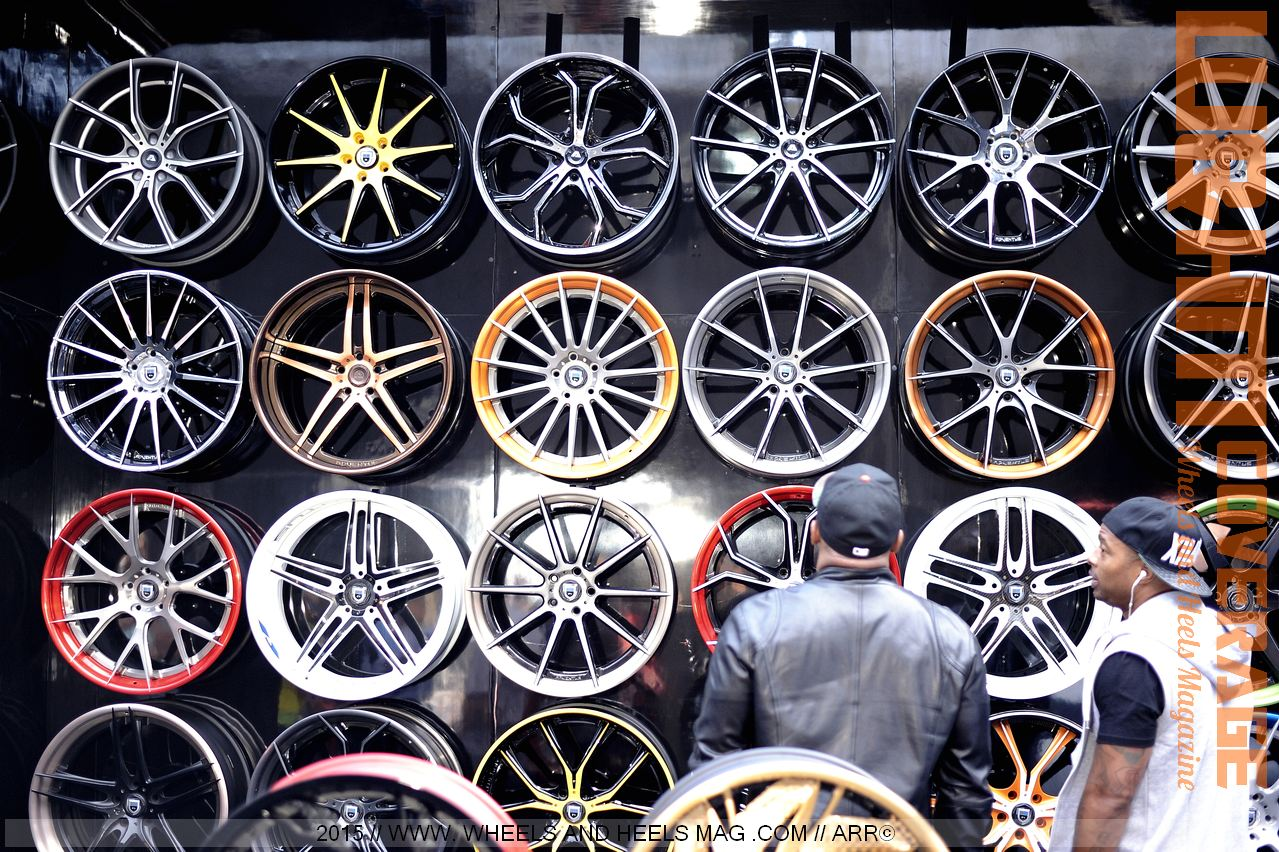 Wheels and Heels Magazine Cars: Highlights of #SEMA 2015 Wheels ...