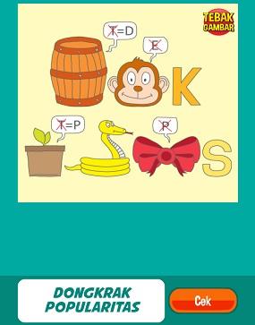 kunci jawaban tebak gambar level 20 terbaru no 10