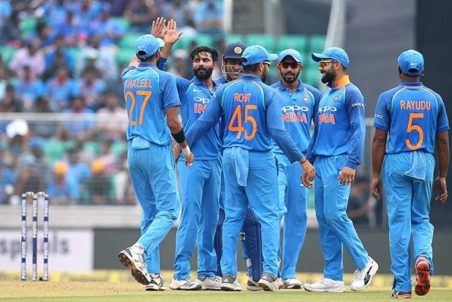 भारत ने वेस्टइंडीज को लगातार हराकर छठी सीरीज जीता