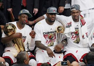 BALONCESTO (Finales NBA 2012) - Game 5: Llegó el ansiado primer anillo para LeBron James
