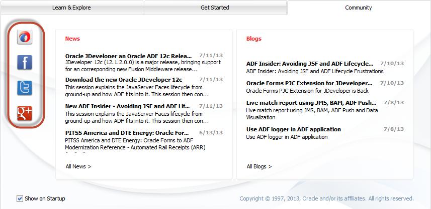IAM IDM: Jdeveloper 12c (12 1 2 0 0) Download and Installation