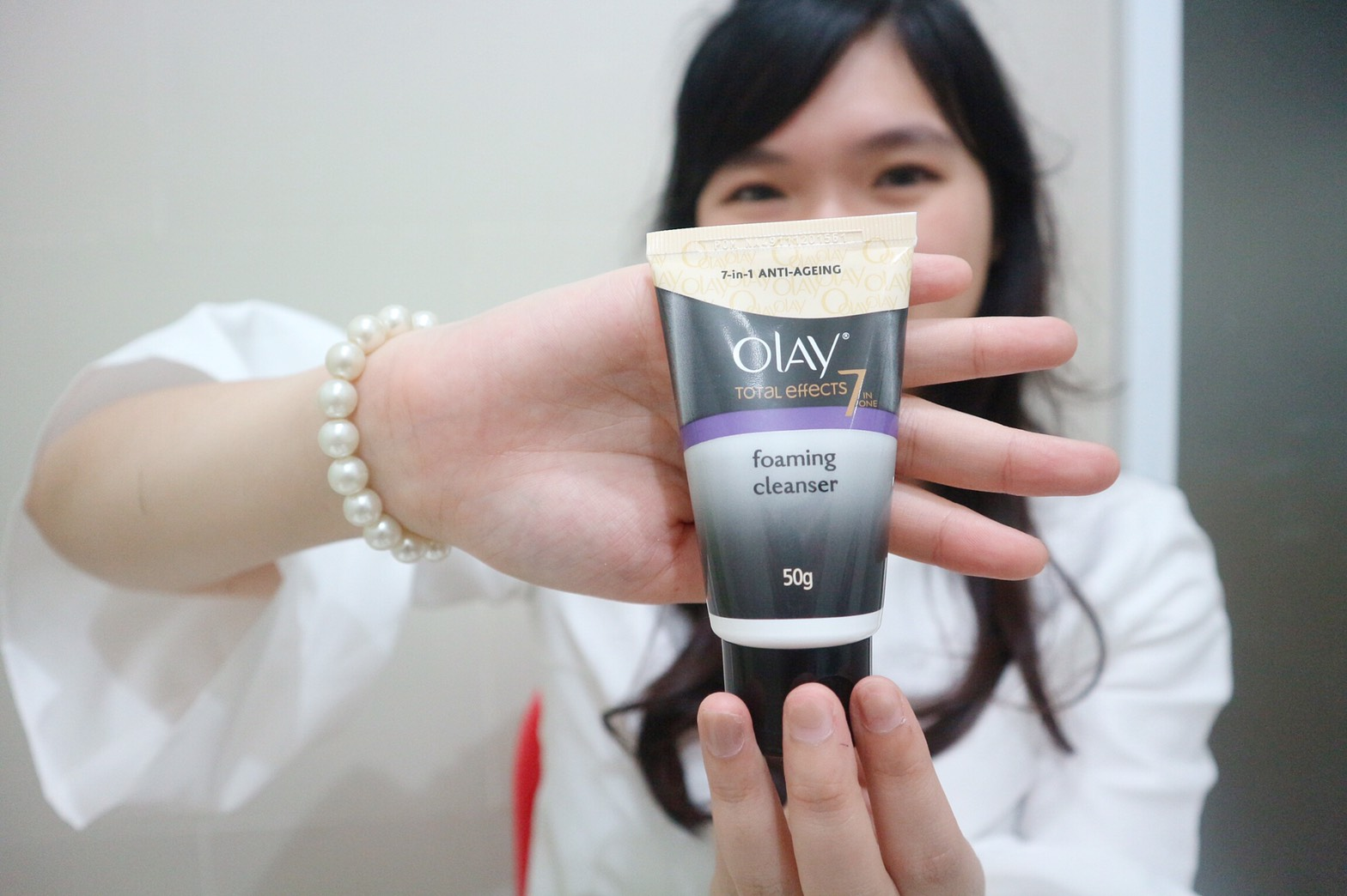 Review Olay Total Effects 7 In One Jssicanovias World Effect Foaming Cleanser 50gr Pore Minimizing Toner