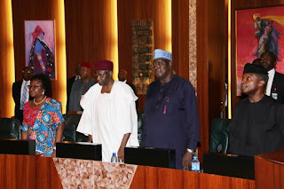 FEC meeting presided over by Vice President Yemi Osinbajo