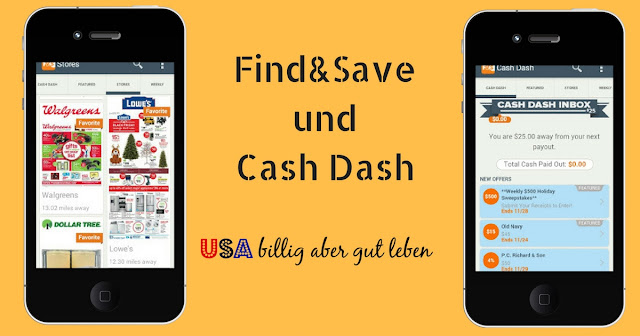 Finde Deals und bekomme Cash Back