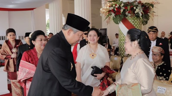 Sejarah Panjang Perseteruan SBY-Megawati