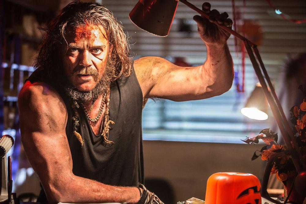 Blood Drive- Season 1 Episode 04: In the Crimson Halls of Kane Hill