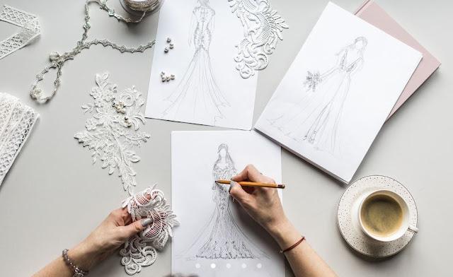 Projektowanie nowej kolekcji sukien ślubnych SABE Suknie.