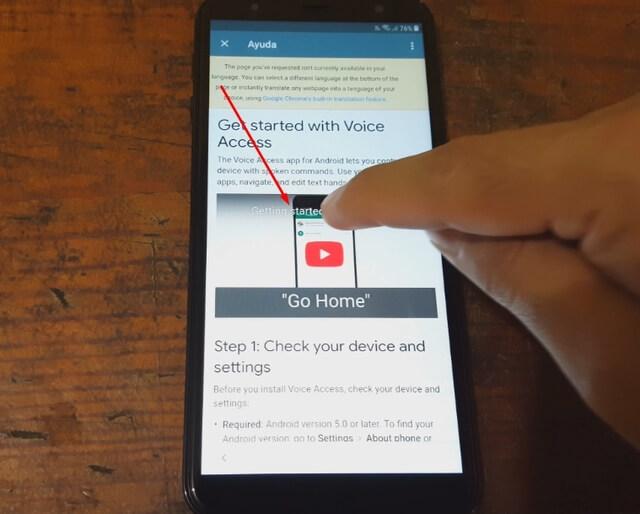borrar cuenta Google Samsung Galaxy J4+ plus