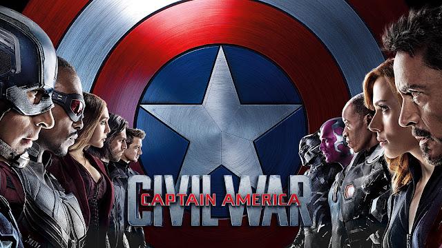 CAPTAIN AMERICA : CIVIL WAR (2016) REVIEW