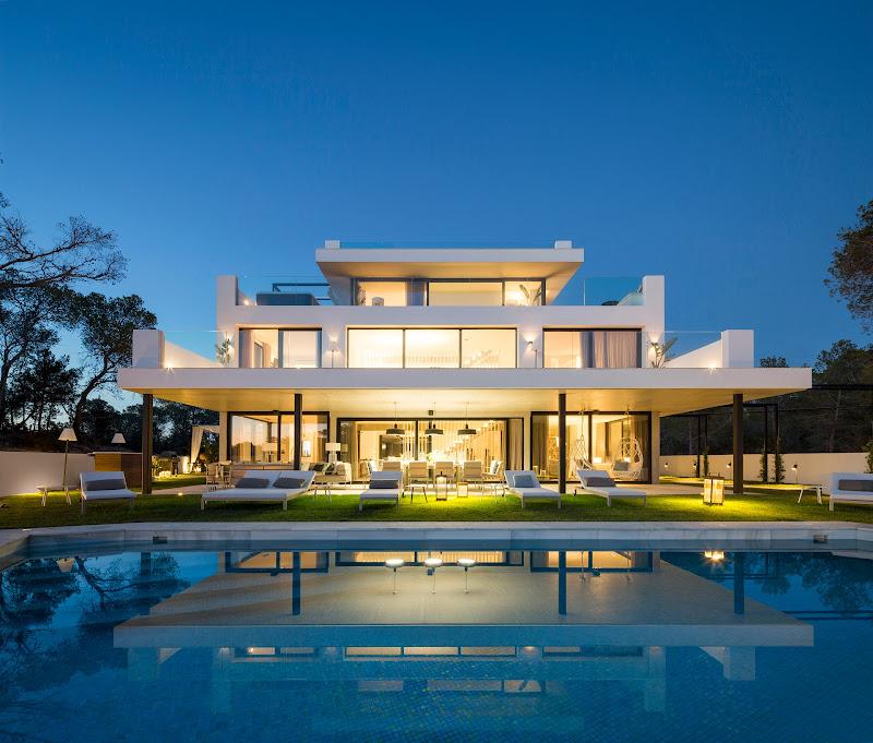 El sueño de la casa en Ibiza