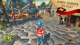 Captain Sabertooth and the Treasure of Lama Rama apk + obb