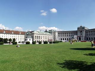 Neue Burg - Noul Palat