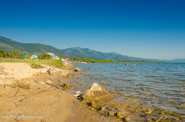 Macedonia - Prespa Lake - Slivnica Beach