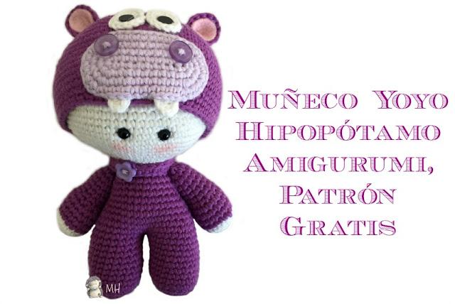 Bebe YoYo Amigurumi Crochê - Objetos de decoração - Cidade de Deus ... | 428x640