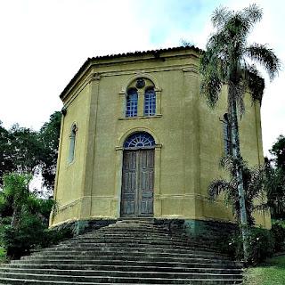 Capela do Santuário de Pompéia - Silveira Martins, RS