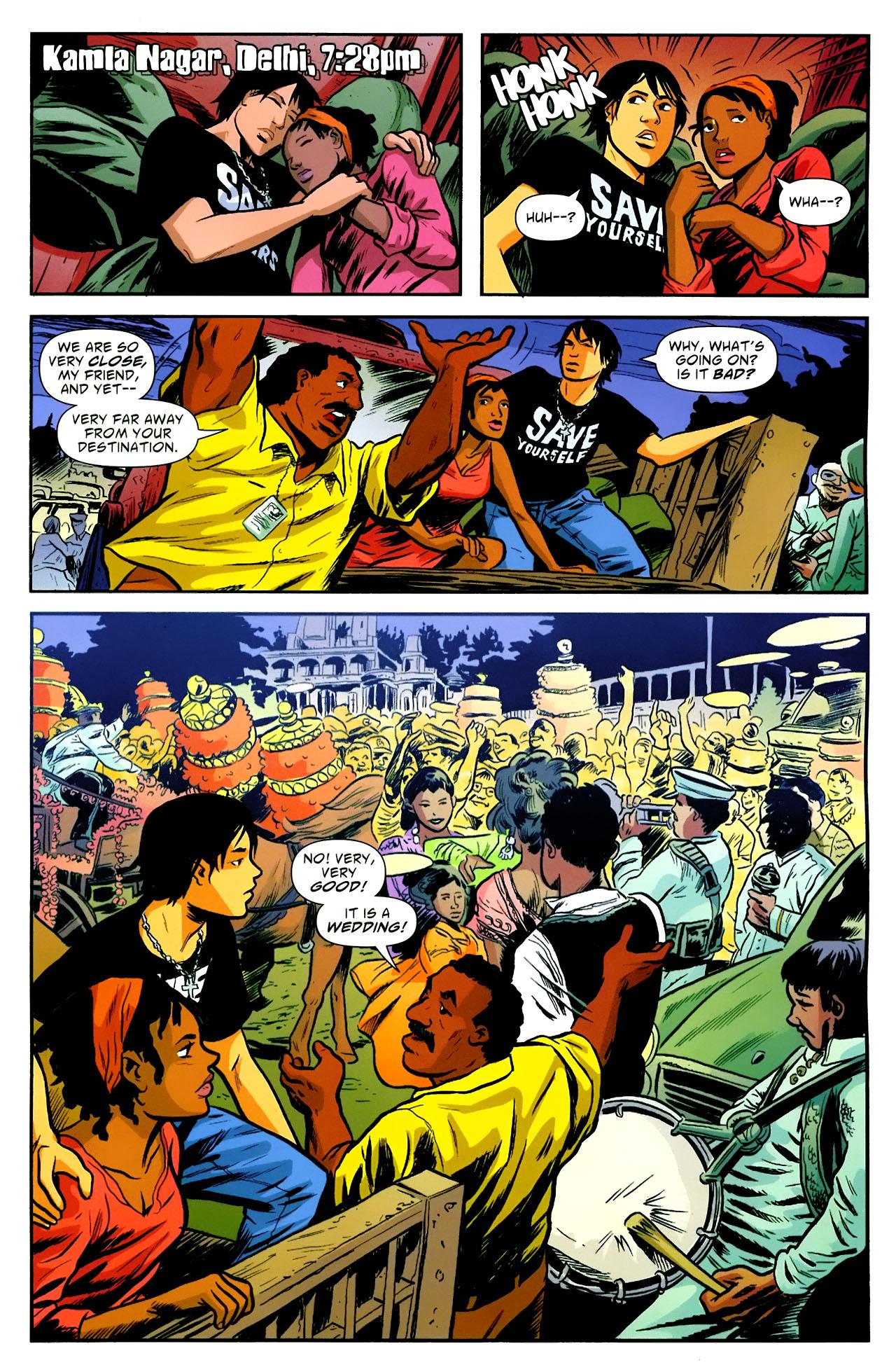 Read online American Virgin comic -  Issue #18 - 13