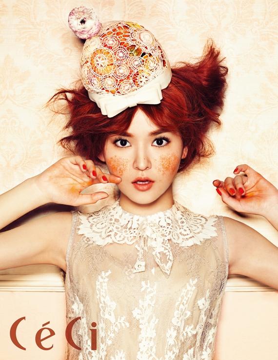 Twenty2 Blog Kim Yoon Hye In Ceci March 2013 Fashion And
