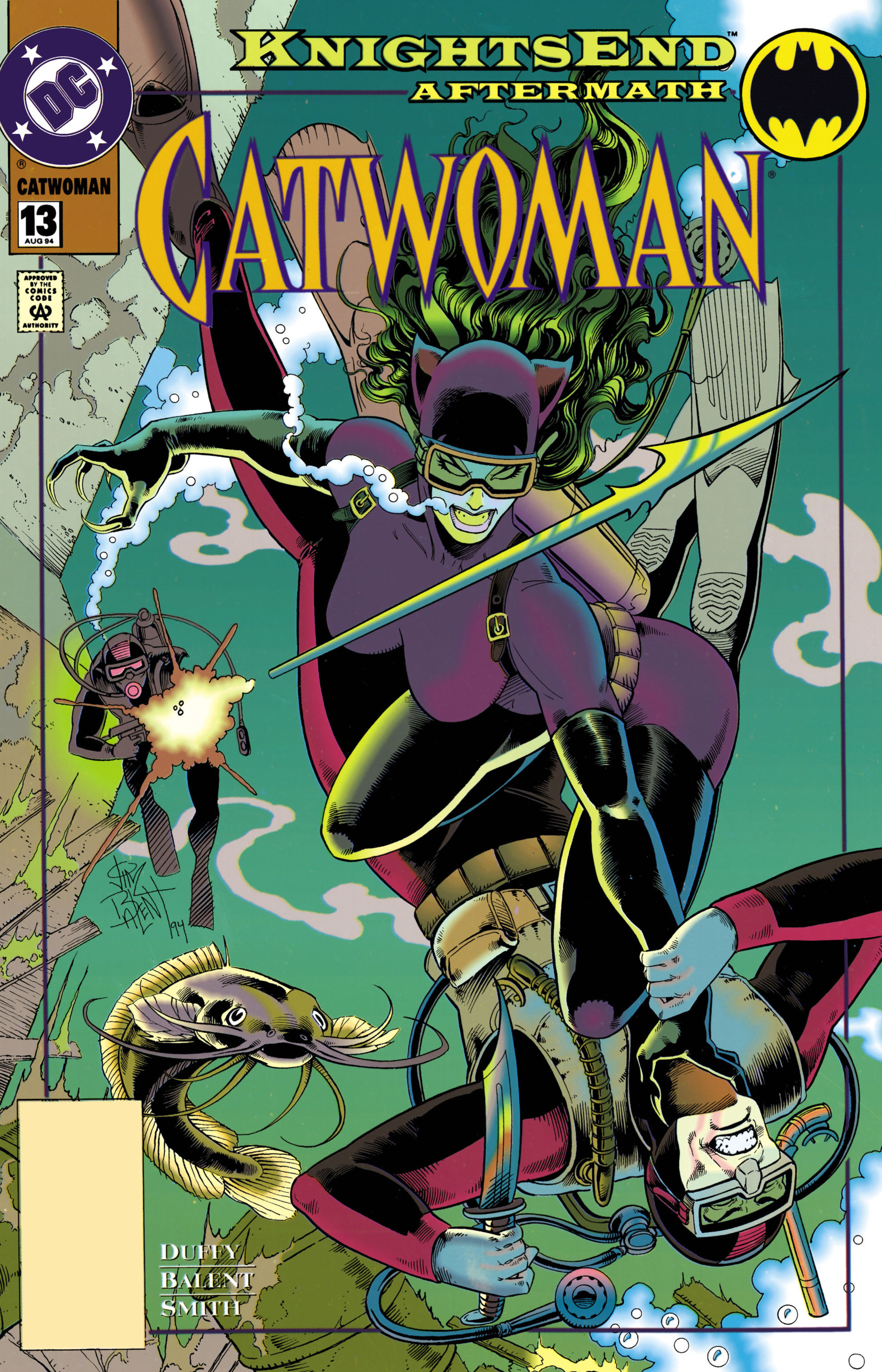 Catwoman (1993) Issue #13 #18 - English 1