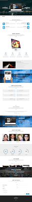 Bondy Free One Page Bootstrap Template
