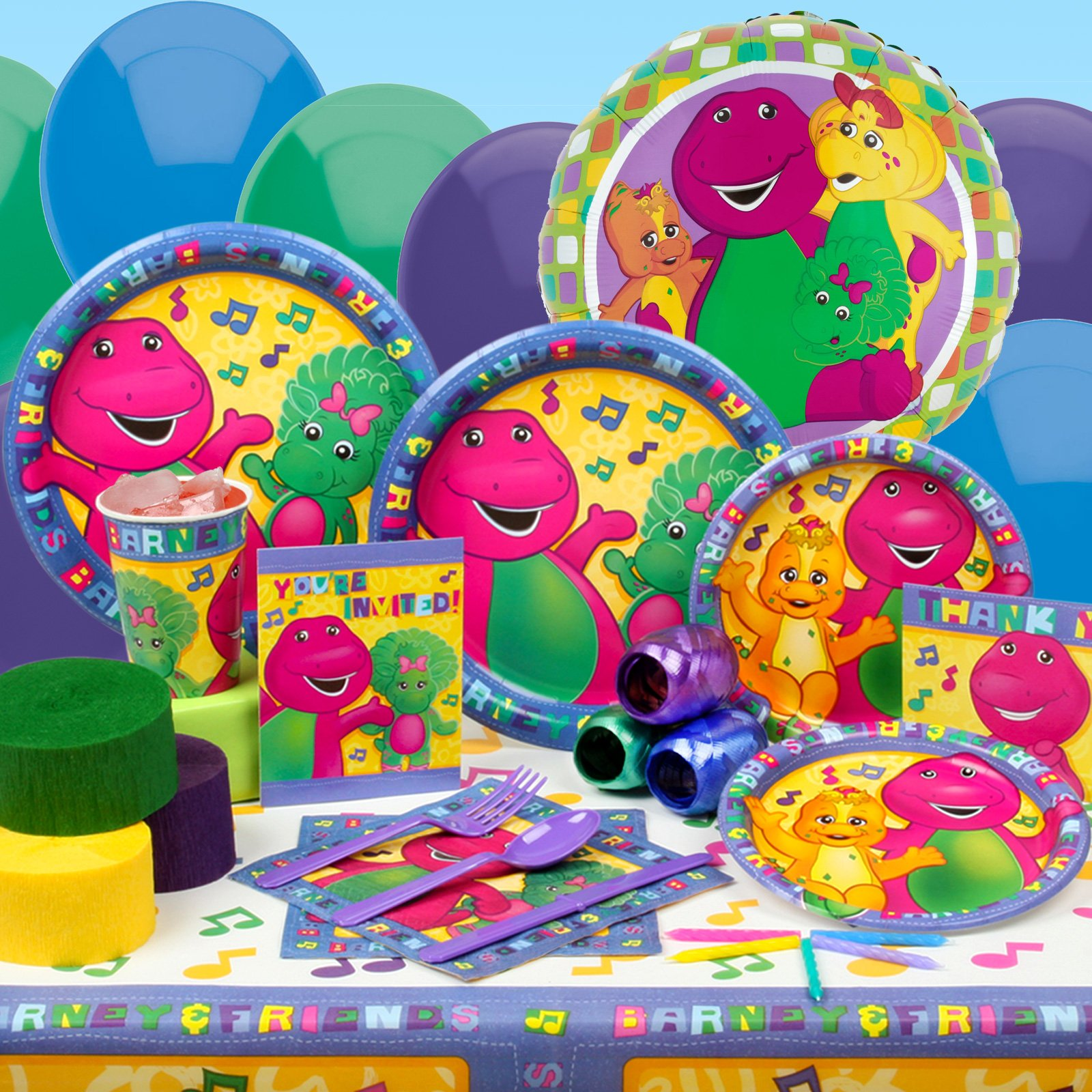 FavorCakes By Erica: Where The Hell Is Barney?