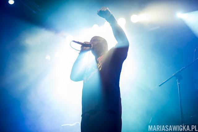 Sepultura singer Derrick Green