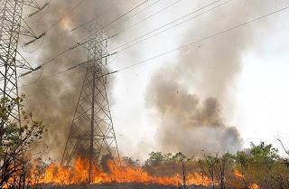 Apagão no Nordeste foi causado por queimada no Piauí