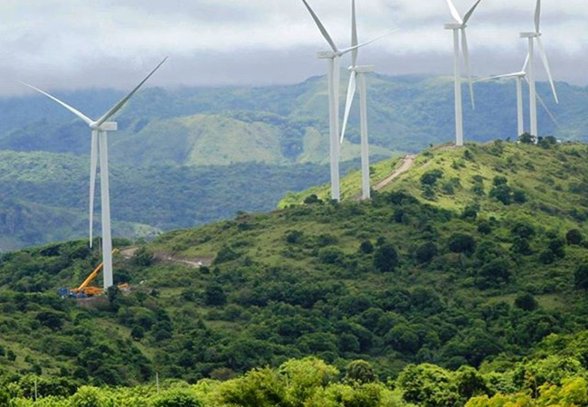 Tinuku Indonesia inaugurated Sidrap as the first wind power plant