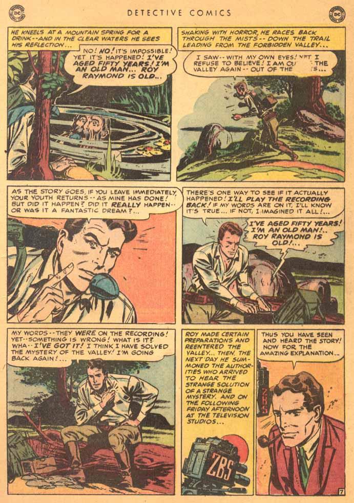 Detective Comics (1937) 153 Page 30