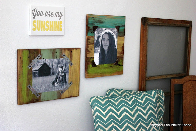 frames, reclaimed wood, industrial, rustic, fence wood, http://goo.gl/mFCg2G
