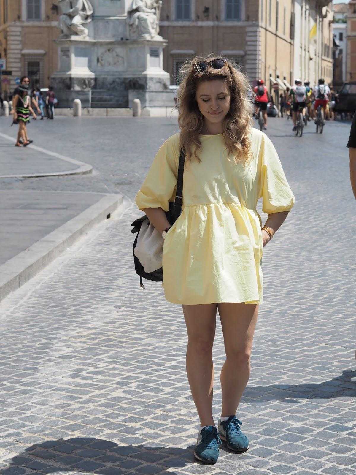 E.K.W. Girl in Rome