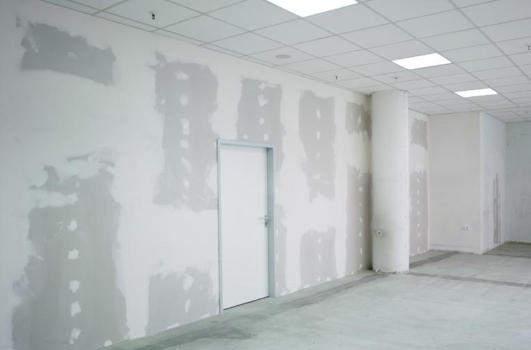 Pittori e altro cartongesso for Immagini di pareti in cartongesso