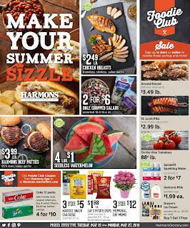 ⭐ Harmons Ad 5/21/19 ✅ Harmons Weekly Ad May 21 2019