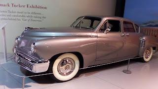 Tucker car