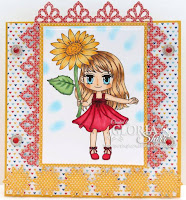 Featured Card at Broken Fairy Challenge