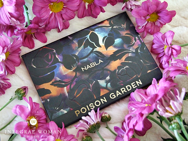 Poison Bargen Palette Nabla Cosmetics Integral Woman by Gladys_01