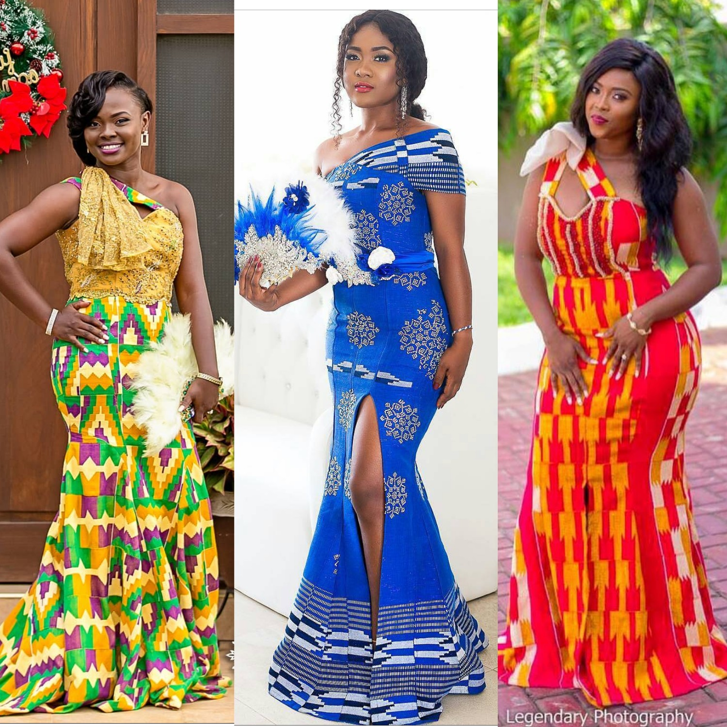 See The Latest Kente Styles Ghana