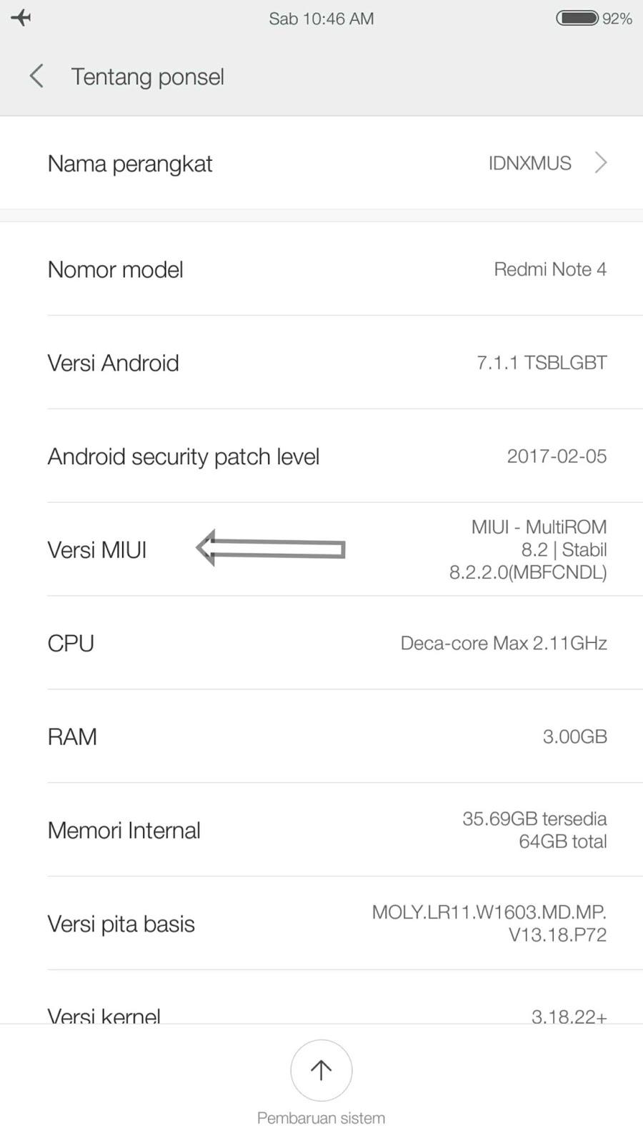 USB Debugging Xiaomi