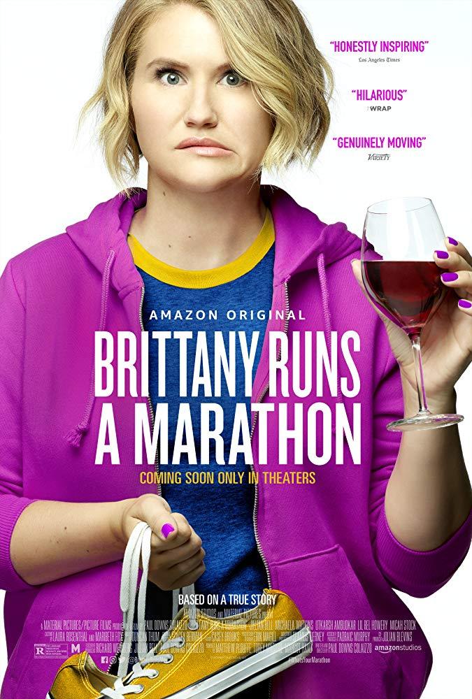 Brittany Thi Chạy Marathon