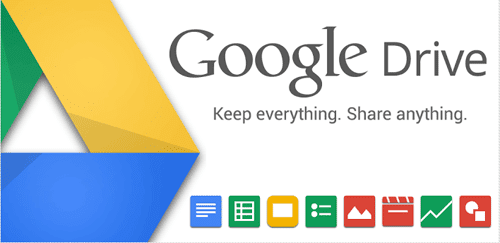 Tip upload file javascript blog ke google drive