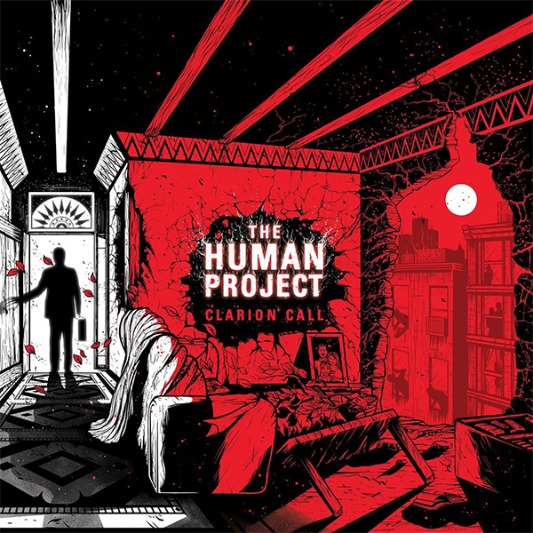 """Skatepunkers Exclusive: The Human Project stream new album """"Clarion Call"""""""