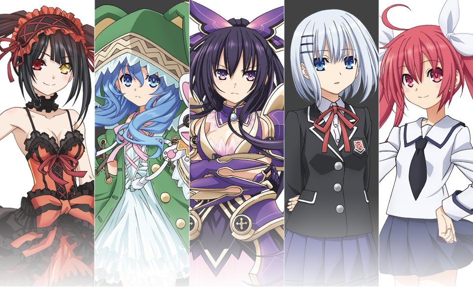 Susu's Blog: Anime Review - Date A Live