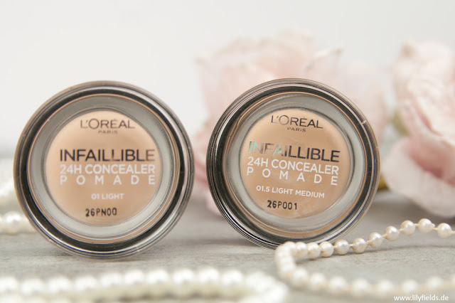 Infaillible - 24H Concealer Pomade
