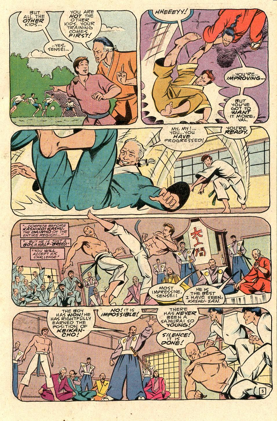 Read online Secret Origins (1986) comic -  Issue #47 - 18