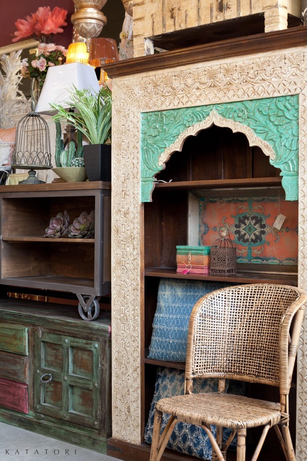 Katatori interiores ganas de decoraci n fresquita for Muebles poligono el manchon