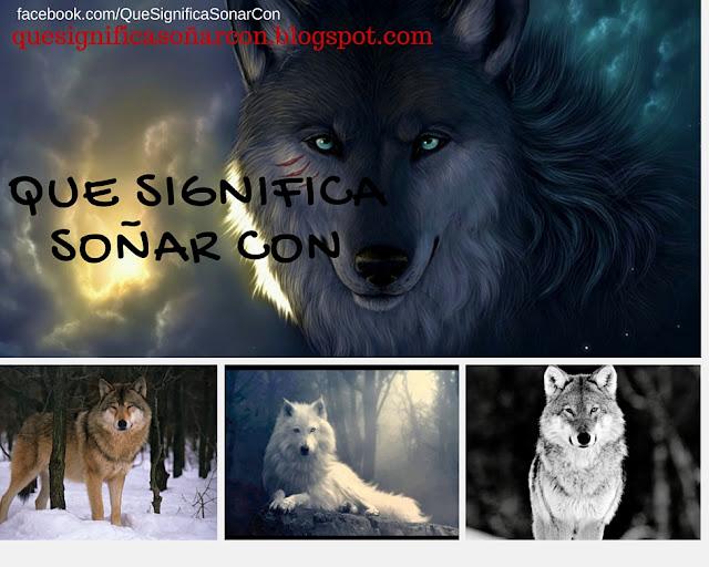 Que Significa Soñar Con Lobos Que Significa Soñar Con