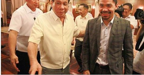 This Is The BOLD Statement Of Manny Pacquiao About Duterte And Everyone Praised Him For It!