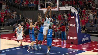 NBA 2K13 Los Angeles Clippers Retro Jersey Patch